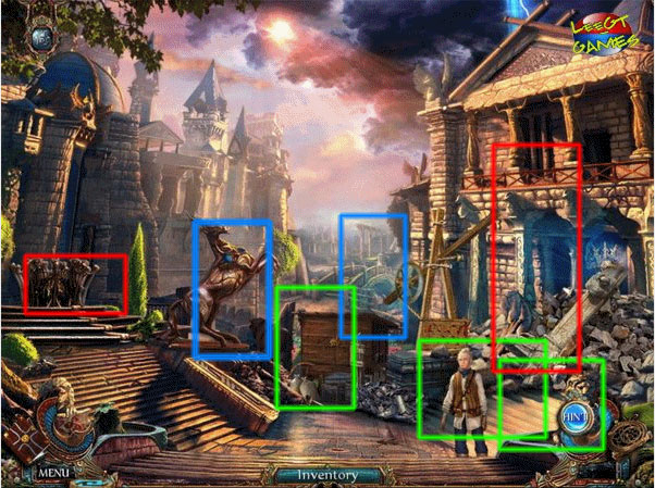 the secret order 4: beyond time collector's edition walkthrough screenshots 2