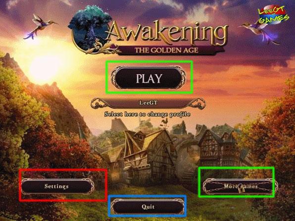 awakening: the golden age collector's edition walkthrough screenshots 1