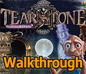 tearstone 2: wolves & owls collector's edition walkthrough