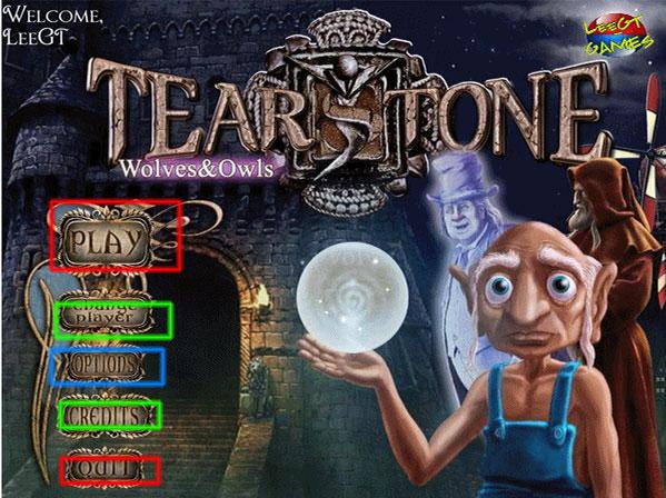 tearstone 2: wolves & owls walkthrough screenshots 1