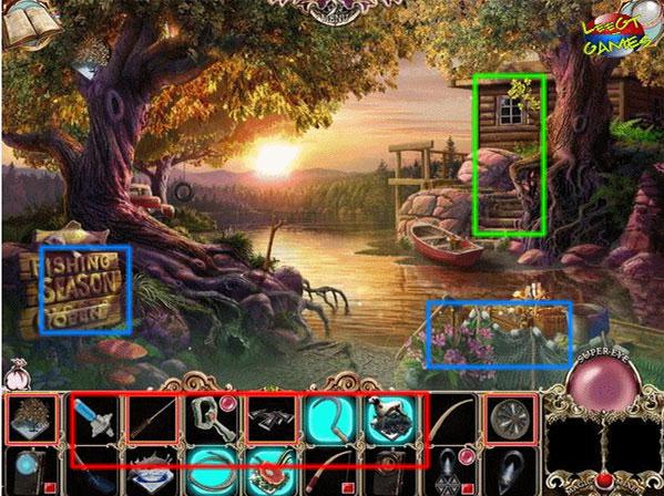 tearstone 2: wolves & owls walkthrough screenshots 2