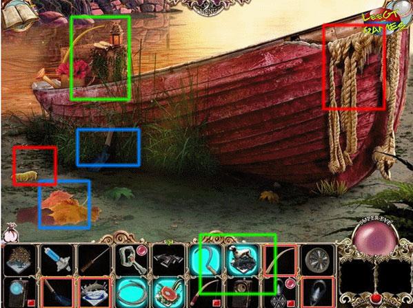 tearstone 2: wolves & owls walkthrough screenshots 3