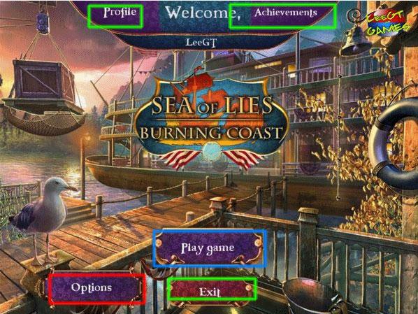 sea of lies: burning coast collector's edition walkthrough screenshots 1