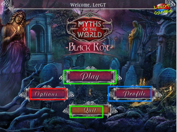 myths of the world : black rose collector's edition walkthrough screenshots 1