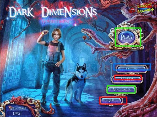 dark dimensions: homecoming collector's edition walkthrough screenshots 1