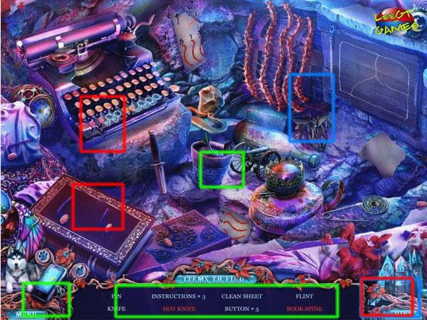 dark dimensions: homecoming collector's edition walkthrough screenshots 2