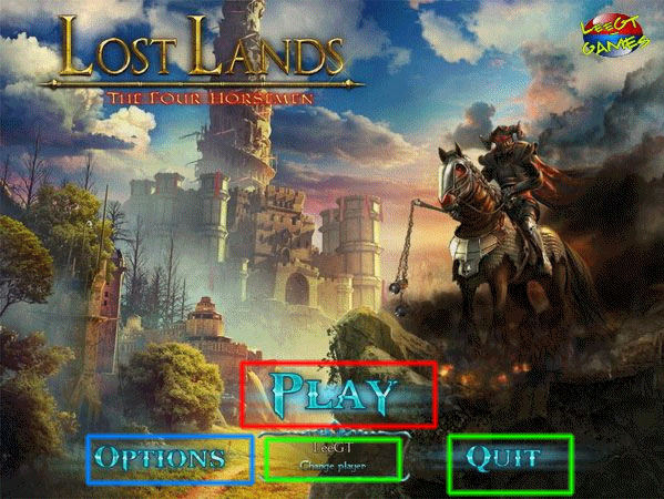 lost lands: the four horsemen collector's edition walkthrough screenshots 1