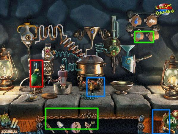 lost lands: the four horsemen collector's edition walkthrough screenshots 2