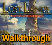 lost lands: the four horsemen walkthrough