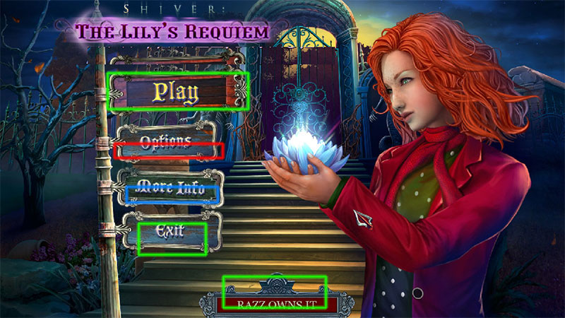 shiver: the lily's requiem collector's edition walkthrough screenshots 1