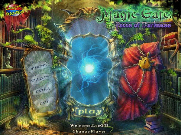 magic gate: faces of darkness collector's edition