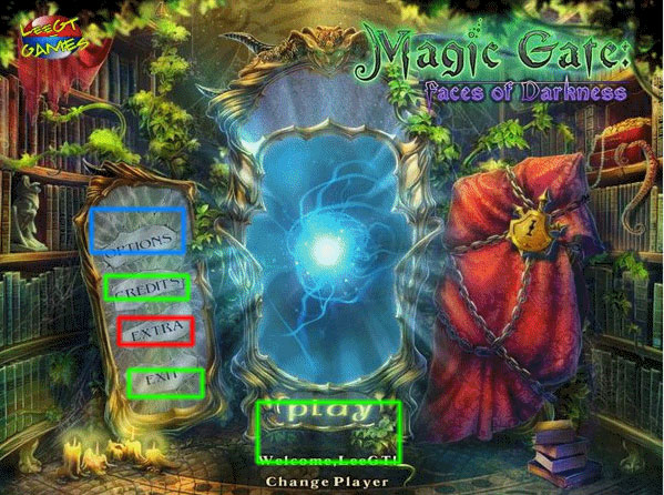 magic gate: faces of darkness walkthrough screenshots 1
