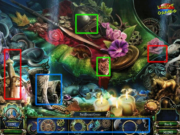 dark parables: the little mermaid and the purple tide collector's edition walkthrough screenshots 3