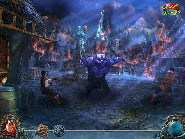 living legends: wrath of the beast collector's edition screenshots 3