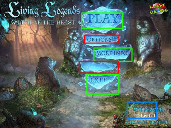 living legends: wrath of the beast collector's edition walkthrough screenshots 1