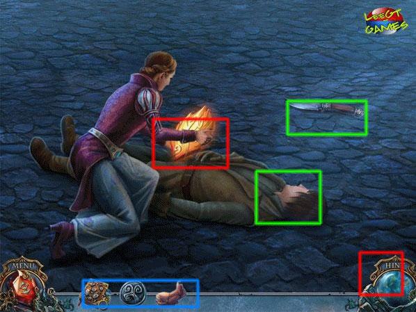 living legends: wrath of the beast collector's edition walkthrough screenshots 2