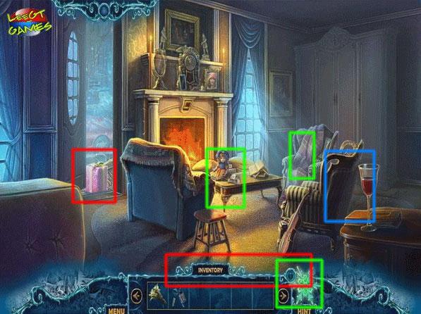 christmas eve: midnight's call collector's edition walkthrough screenshots 3