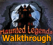 Haunted Legends: The Stone Guest Walkthrough