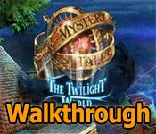 Mystery Tales: The Twilight World Walkthrough