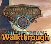 Hidden Expedition: Smithsonian Castle Walkthrough