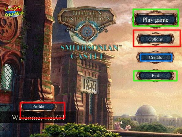 hidden expedition: smithsonian castle walkthrough screenshots 1
