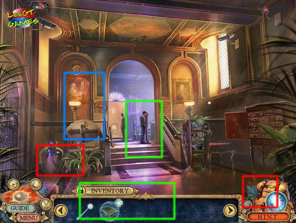 hidden expedition: smithsonian castle walkthrough screenshots 2