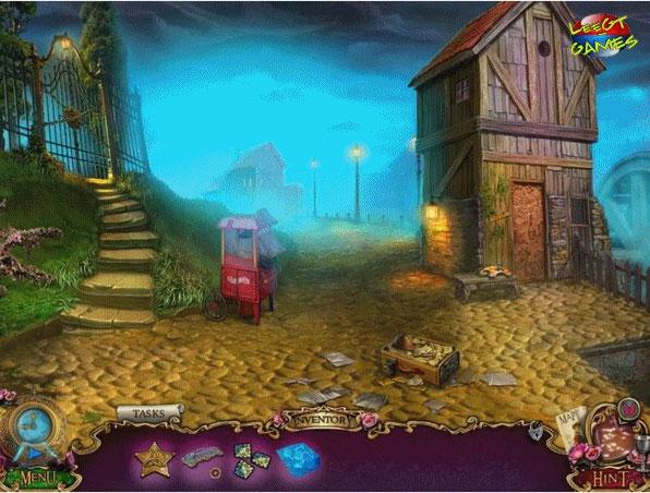 haunted train: frozen in time screenshots 1