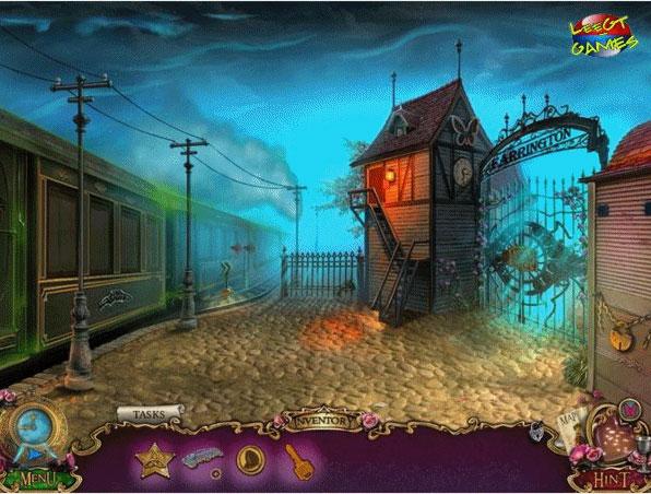 haunted train: frozen in time screenshots 2