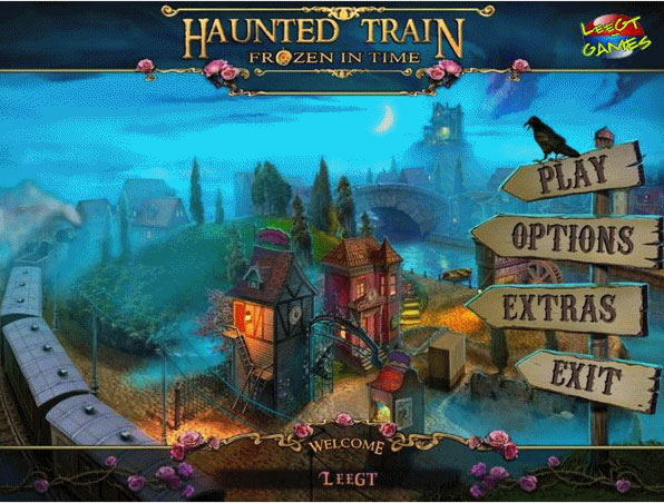 haunted train: frozen in time screenshots 3