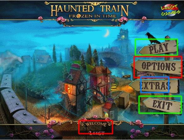 haunted train: frozen in time walkthrough screenshots 1