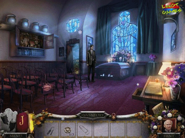 nightfall mysteries: mourning the past screenshots 1