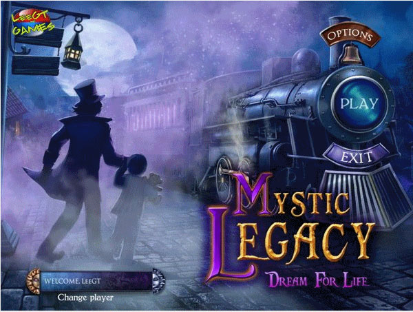 mystic legacy: dream for life collector's edition screenshots 1