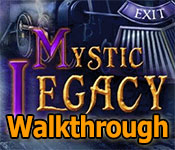 mystic legacy: dream for life collector's edition walkthrough