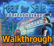 fear for sale: endless voyage collector's edition walkthrough