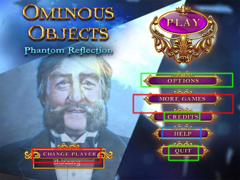 ominous objects: phantom reflection collector's edition walkthrough screenshots 1