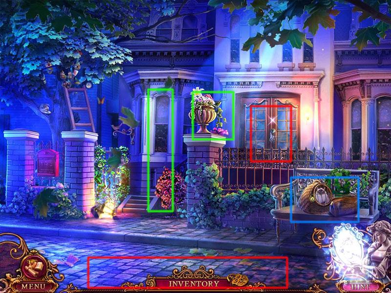 ominous objects: phantom reflection collector's edition walkthrough screenshots 2