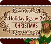 Holiday Jigsaw Christmas 2 game feature image