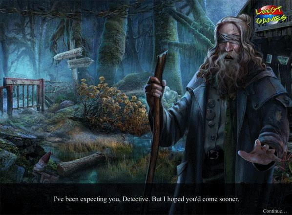 mystery trackers: nightsville horror screenshots 2