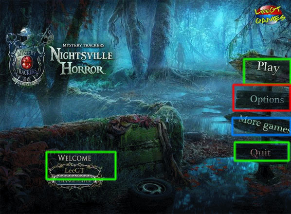 mystery trackers: nightsville horror walkthrough screenshots 1