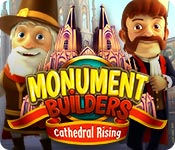 Monument Builders: Cathedral Rising game feature image