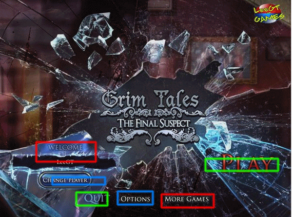 grim tales: the final suspect collector's edition walkthrough