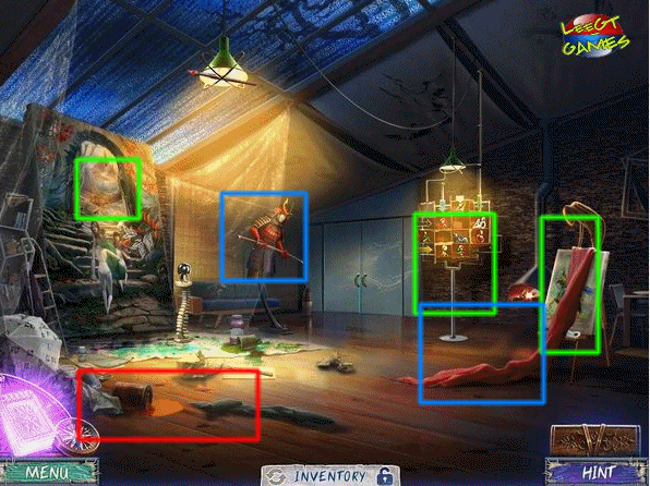 subliminal realms: the masterpiece collector's edition walkthrough screenshots 3