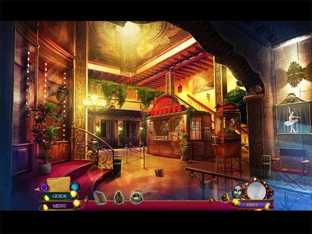 danse macabre: deadly deception collector's edition screenshots 1