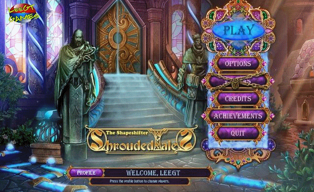 shrouded tales: the shapeshifter collector's edition screenshots 1