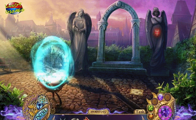 shrouded tales: the shapeshifter collector's edition screenshots 2