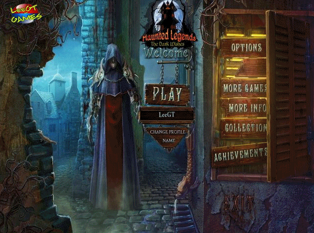 haunted legends: the dark wishes collector's edition screenshots 3