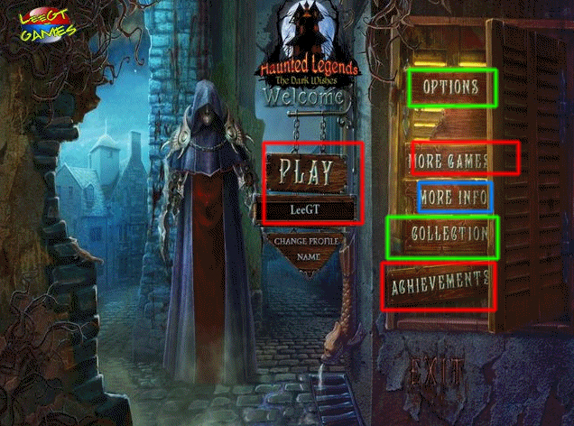 haunted legends: the dark wishes collector's edition walkthrough screenshots 1
