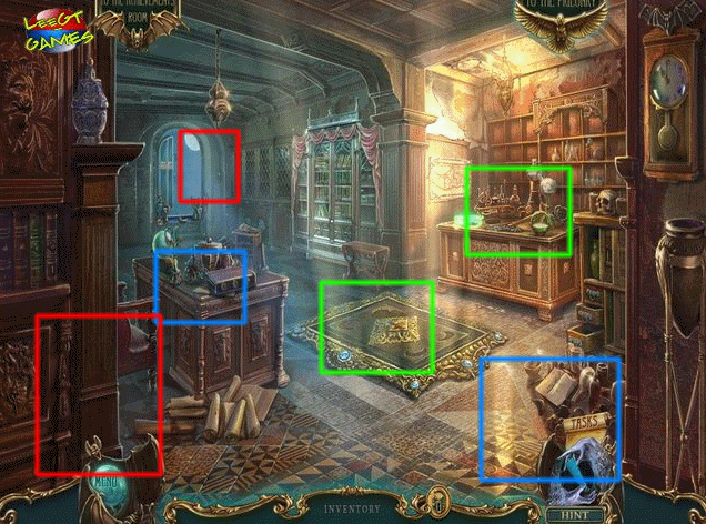 haunted legends: the dark wishes collector's edition walkthrough screenshots 2
