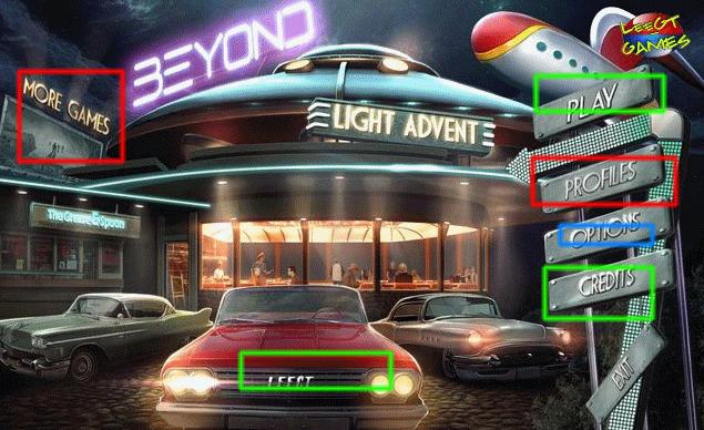 beyond: light advent walkthrough screenshots 1