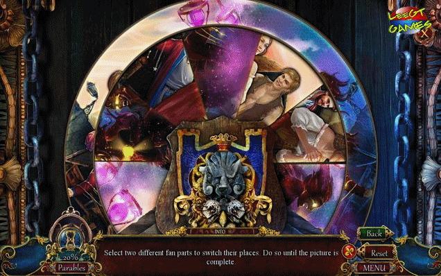 dark parables: queen of sands collector's edition screenshots 1
